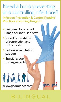 Infection Prevention & Control Routine Practices E-Learning Program